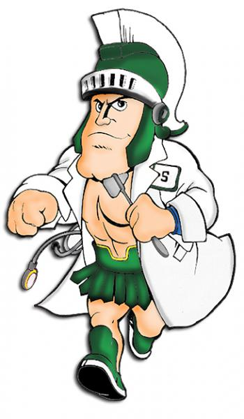 Graphic - Dr. Sparty