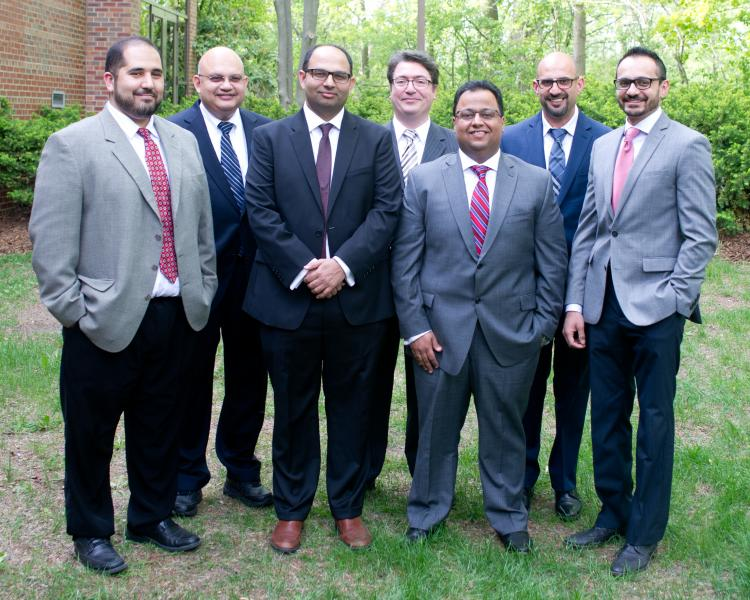 2014-15 Vascular and Interventional Fellows and Program Directors