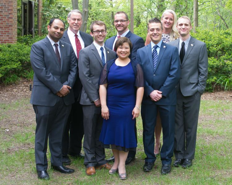 Past Resident Graduates | Department of Neurology & Ophthalmology