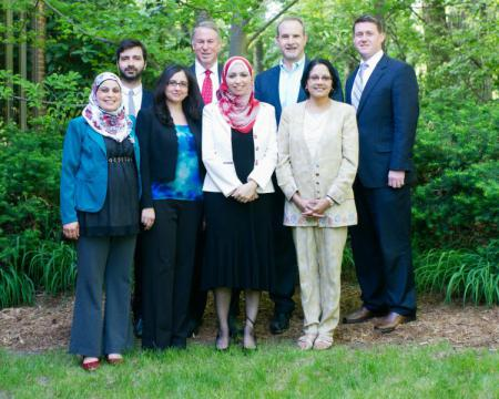 2012-2013 Neuro-Ophthalmology Fellows and Faculty