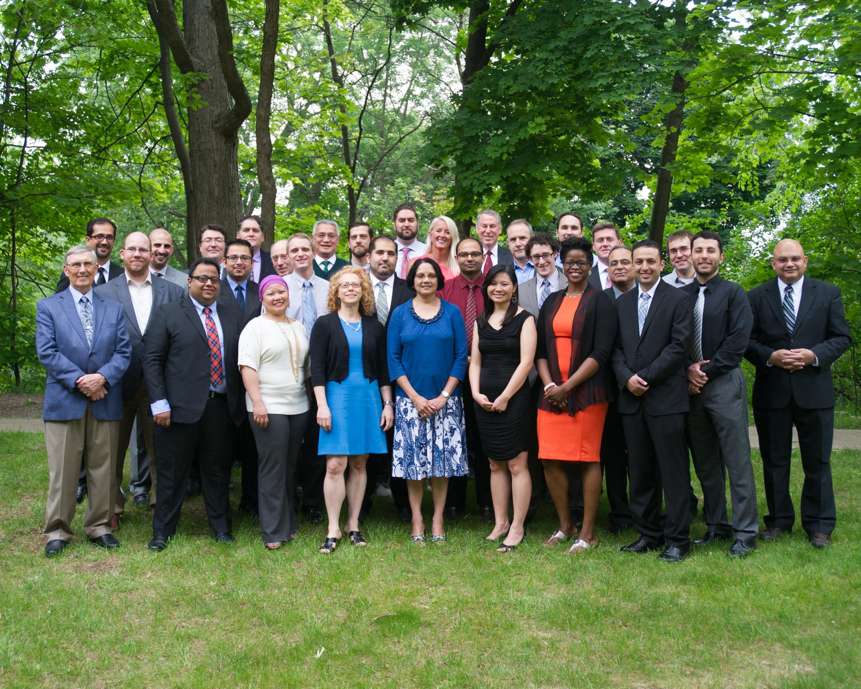 Neurology Group Graduation